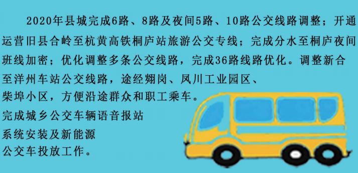 优化公交路线 提升市民出行品质